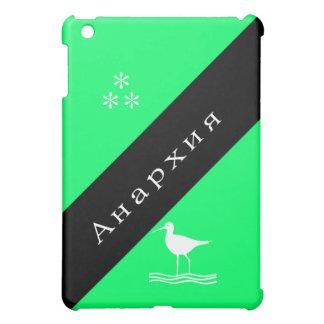 Анархия Anarchie auf russisch iPad Mini Hülle