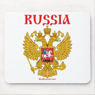 ГербРоссии RUSSLAND Wappen Mousepad