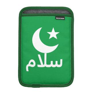 سلام Frieden auf Arabisch Sleeve Für iPad Mini