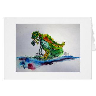 カマキリ ~ Mantis Karte