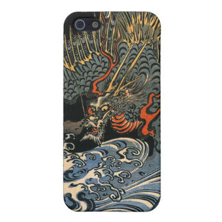 海龍, 国芳, Seedrache, Kuniyoshi, Ukiyo-e iPhone 5 Hülle