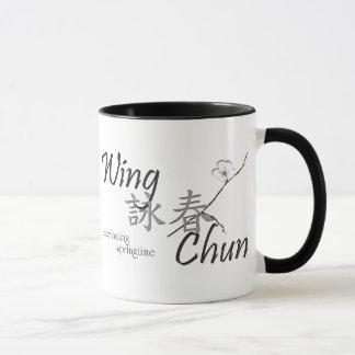詠春 Flügel Chun Tasse