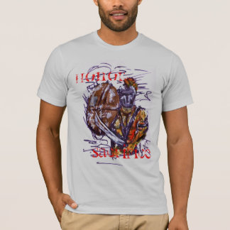 002, EHRE, OPFER T-Shirt