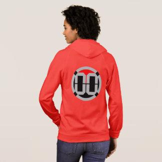 00 LVL-Logo-DamenHoodie Hoodie