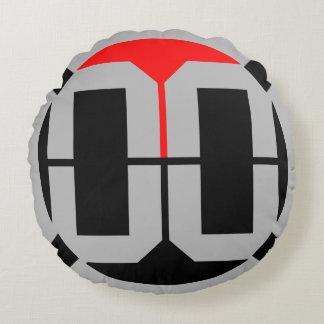 00 LVL-Logo-Kissen Rundes Kissen