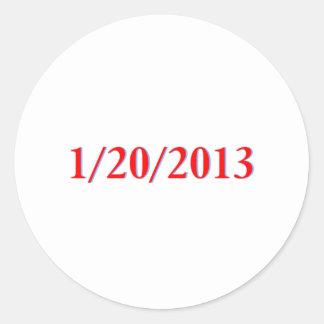 01 20 2013 - Obamas letzter Tag als Präsident