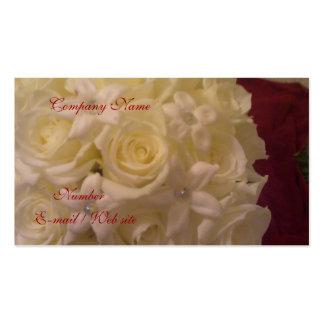 036, eine Blüte der Liebe Visitenkarten