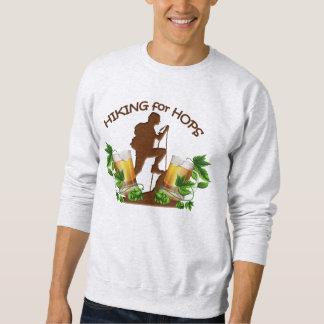 (03) Das Wandern für das grundlegende Sweatshirt