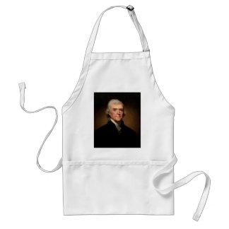03 Thomas Jefferson Schürze