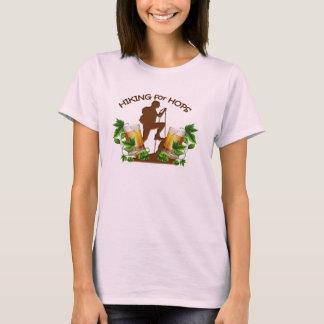 (05) Das Wandern für das grundlegende T-Stück der T-Shirt