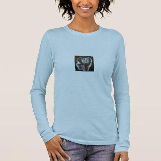 0825071452 meine Hauptkopie, der Denker, Caroli… Langarm T-Shirt