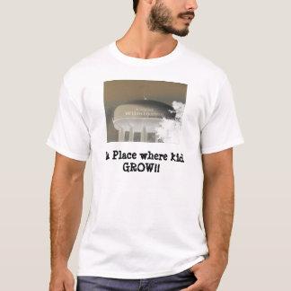 088, DA setzen, wohin Kind! WACHSEN! T-Shirt