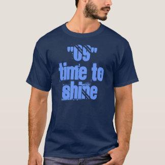 """09"" Zeit zu glänzen T-Shirt"