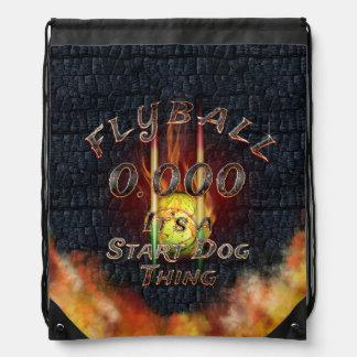 0,000 Flyball Flamz: Es ist eine Turnbeutel