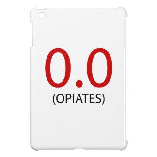 0,0 Opiate iPad Mini Hülle