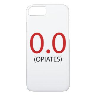 0,0 Opiate iPhone 8/7 Hülle