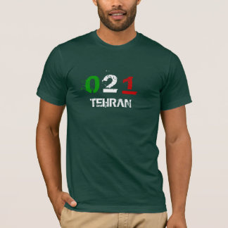 0, 2, 1, TEHERAN T-Shirt