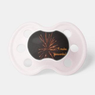 0-6 Monate BooginHead® Schnuller-Feuerwerke Schnuller