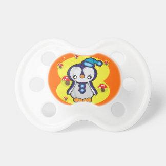 0-6 Monate BooginHead® Schnuller mit Penguin
