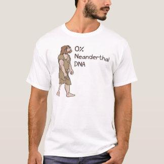 0% Neanderthal-Shirt T-Shirt
