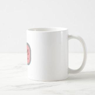 1000 Watt Lächeln Kaffeetasse