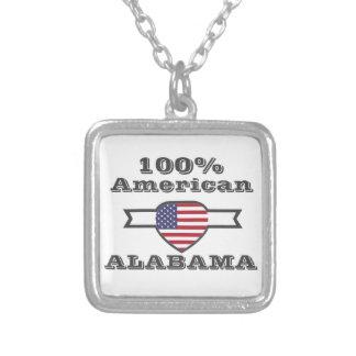 100% Amerikaner, Alabama Versilberte Kette