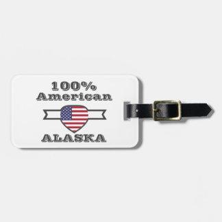 100% Amerikaner, Alaska Gepäckanhänger