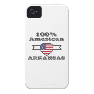 100% Amerikaner, Arkansas iPhone 4 Case-Mate Hüllen