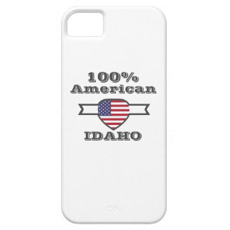 100% Amerikaner, Idaho iPhone 5 Etui