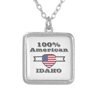 100% Amerikaner, Idaho Versilberte Kette