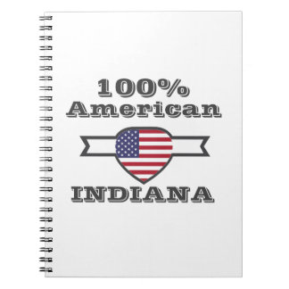 100% Amerikaner, Indiana Notizblock