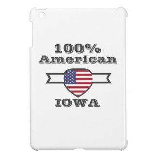 100% Amerikaner, Iowa iPad Mini Hülle