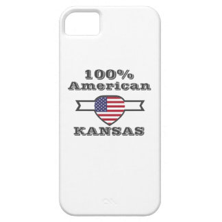 100% Amerikaner, Kansas iPhone 5 Case