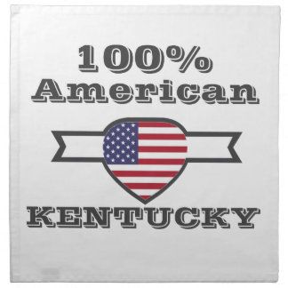100% Amerikaner, Kentucky Serviette