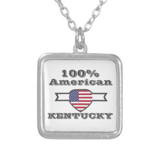 100% Amerikaner, Kentucky Versilberte Kette