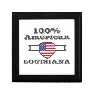 100% Amerikaner, Louisiana Schmuckschachtel