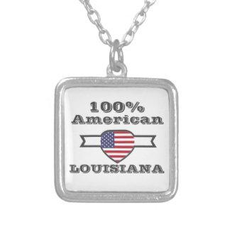 100% Amerikaner, Louisiana Versilberte Kette