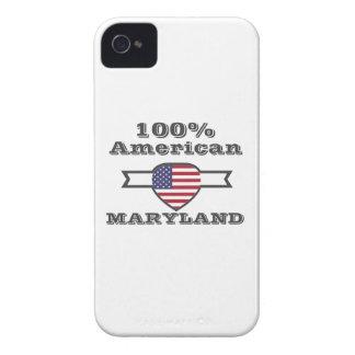 100% Amerikaner, Maryland iPhone 4 Hüllen
