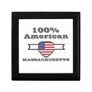 100% Amerikaner, Massachusetts Erinnerungskiste