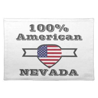 100% Amerikaner, Nevada Tischset