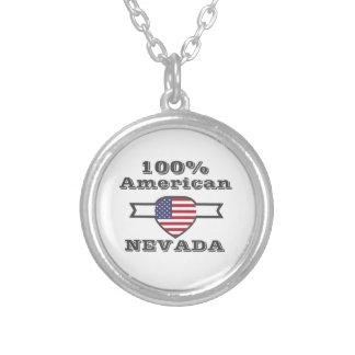 100% Amerikaner, Nevada Versilberte Kette