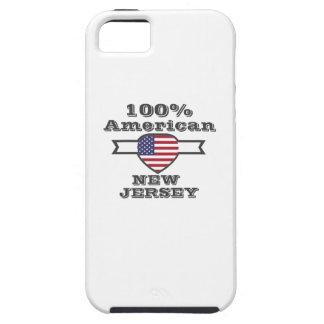 100% Amerikaner, New-Jersey Etui Fürs iPhone 5