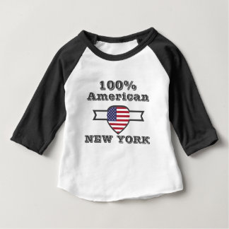 100% Amerikaner, New York Baby T-shirt