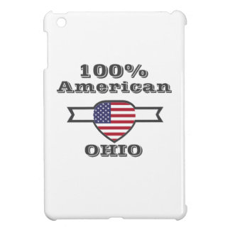 100% Amerikaner, Ohio iPad Mini Hülle