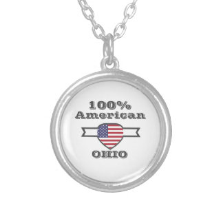 100% Amerikaner, Ohio Versilberte Kette