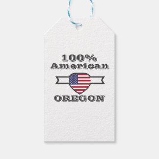 100% Amerikaner, Oregon Geschenkanhänger
