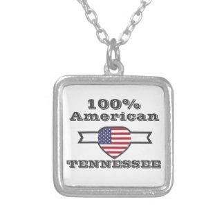 100% Amerikaner, Tennessee Versilberte Kette