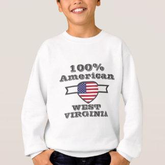 100% Amerikaner, West Virginia Sweatshirt