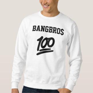 """""""100"""" BangBro$ Sweatshirt"""