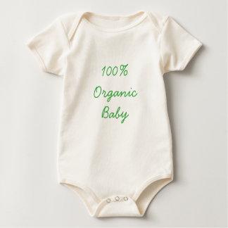 100% Bio Babykleidung Baby Strampler